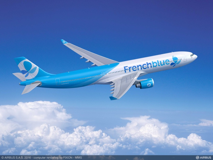 French Blue, premier low-cost long-courrier français commence très fort