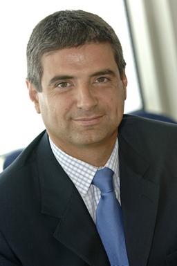 Christophe Mianné, directeur délégué de la Banque de Grande Clientèle et Solutions Investisseurs de Société Générale