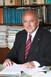 Médecin Général (CR) Louis Crocq
