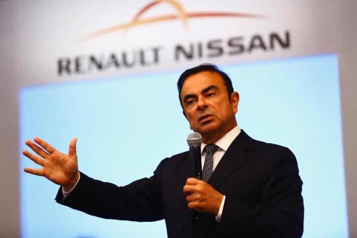 DR Renault Nissan