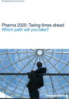 Hausse de la pression fiscale sur les sociétés pharmaceutiques et de sciences de la vie (PWC)