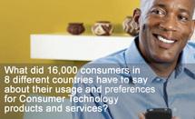 Accenture: les consommateurs des pays émergents sont deux fois plus enclins que ceux des pays matures à acheter et utiliser des produits technologiques en 2010
