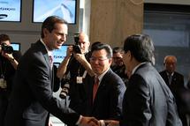 Un consortium coréen se lance dans le green business en Ontario