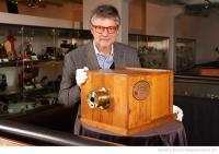 L'appareil photo le plus vieux et le plus cher au monde