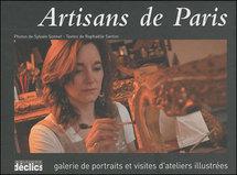 Artisans de Paris, galerie de portraits et visites d'ateliers illustrées