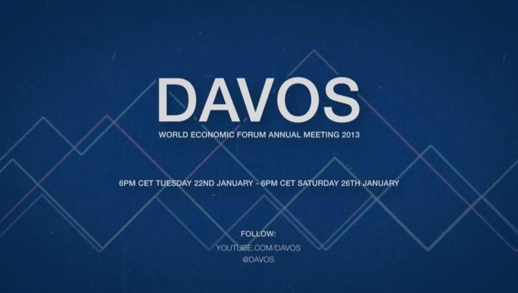 DR YouTube de Davos
