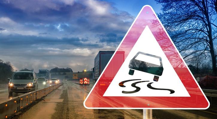 Moins de morts sur les routes françaises en janvier
