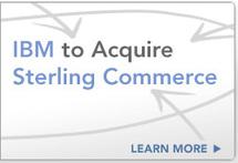 IBM rachète Sterling Commerce à AT&T pour 1,4 milliards de dollars
