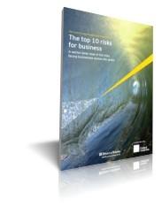 La RSE fait son entrée dans le TOP 10 des risques pour les entreprises