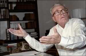 Le CNRS salue la mémoire de Maurice Allais, prix Nobel d'économie