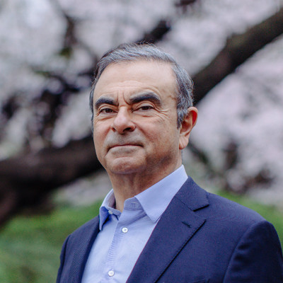 DR - Compte Twitter de Carlos Ghosn