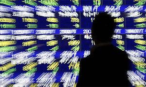 Les marchés boursiers progressent à nouveau aux Etats-Unis et en Europe