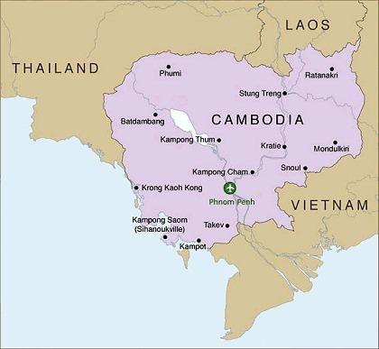 Phnom Penh ouvre sa place boursière