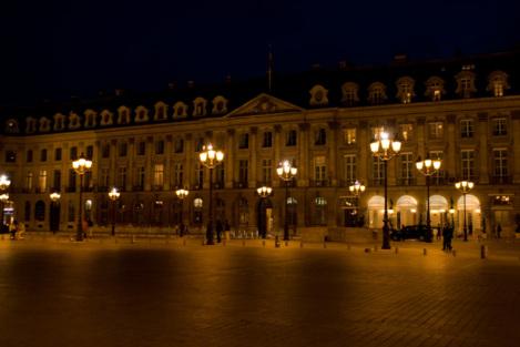 Place Vendôme, Paris - Crédit: Wikipedia