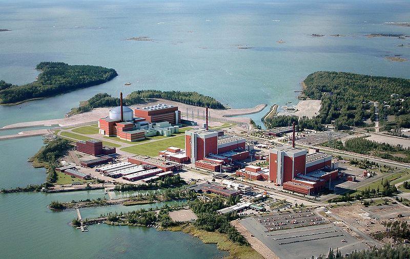 Site du réacteur EPR d'Olkiluoto - Crédit photo Teollisuuden Voima Oy