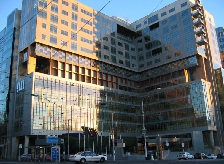 Siège du Tribunal fédéral d'Australie à Melbourne