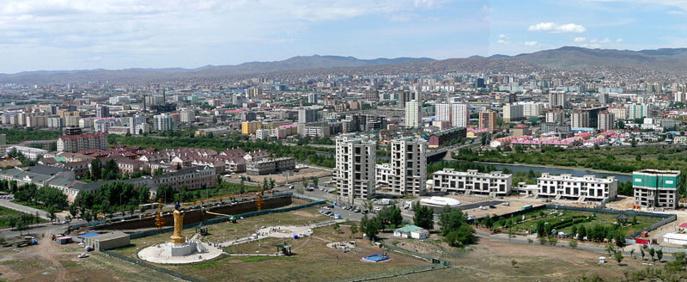 Oulan Bator, la Capitale Mongole