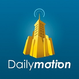 Logo de Dailymotion - Copyright Dailymotion