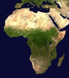 Un continent oublié, l'Afrique