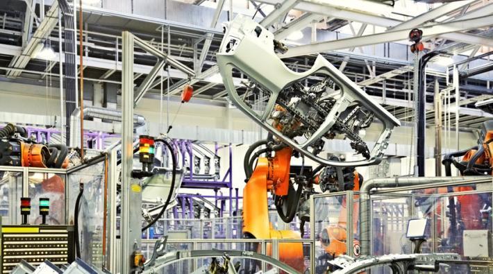 Zone euro, la baisse de croissance de l'industrie continue