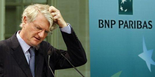 BNP Paribas : départ prévu du Président, Baudoin Prot