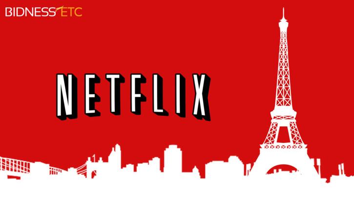 Malgré la concurrence, Netflix continue sa progression
