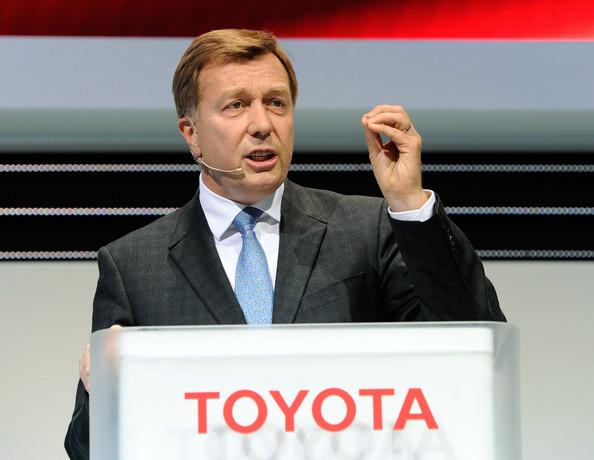 Un Français vice-président de Toyota