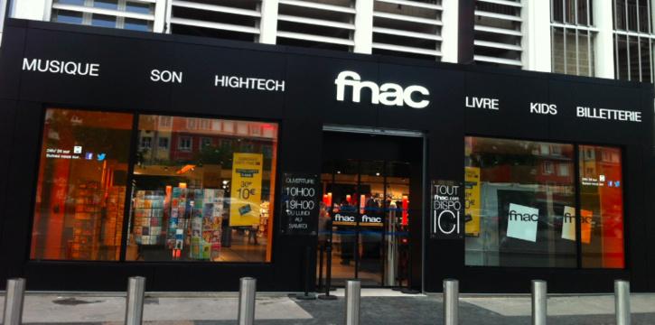 Fnac lance un nouveau concept de magasins dédiés aux objets connectés