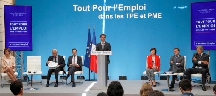 Le « tout pour l'emploi » de Manuel Valls peine à convaincre