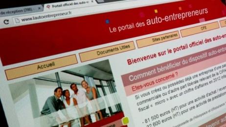 Avec près d'un million d'autoentrepreneurs, la France connait une révolution de son monde du travail