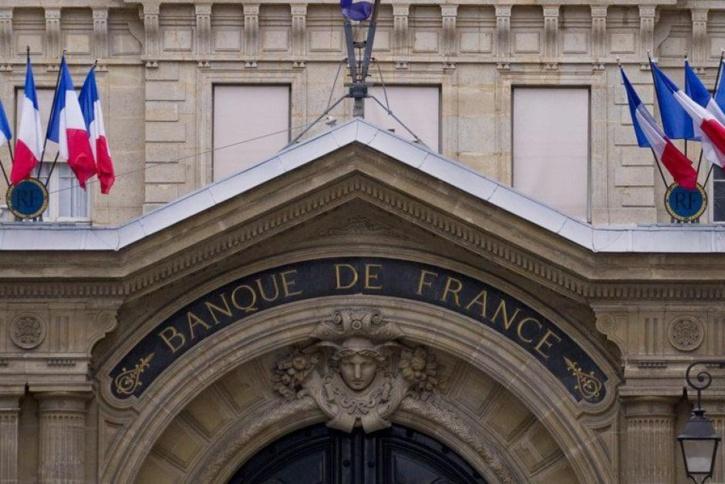 Source Banque de France