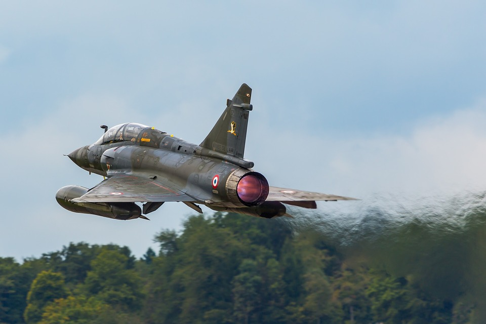 ILD Mirage 2000, image d'illustration