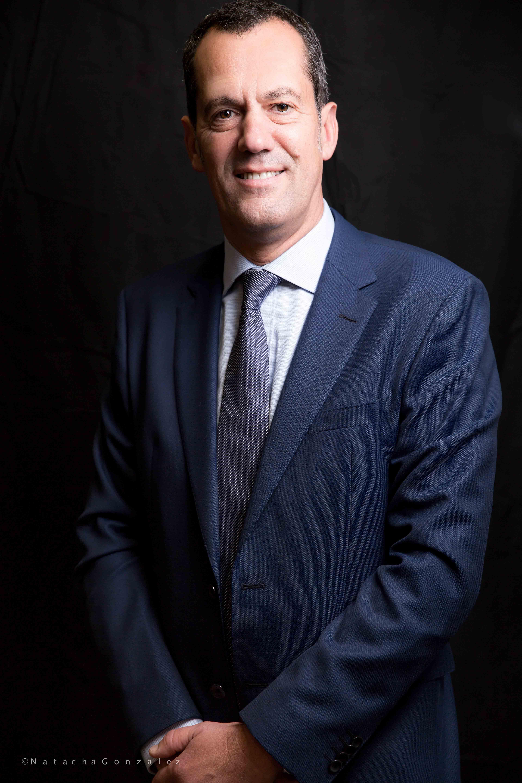 Gilles Imbert, directeur général d'Interconstruction