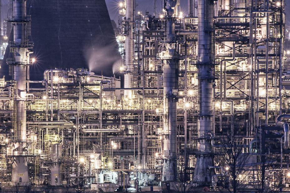 L'explosion de l'usine de l'Union Carbide à Bhopal
