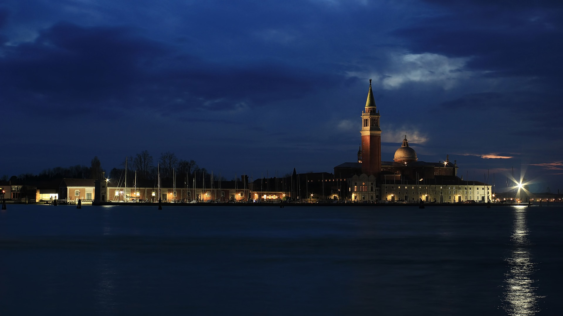 La beauté de Venise mise en valeur par un éclairage public signé Citelum