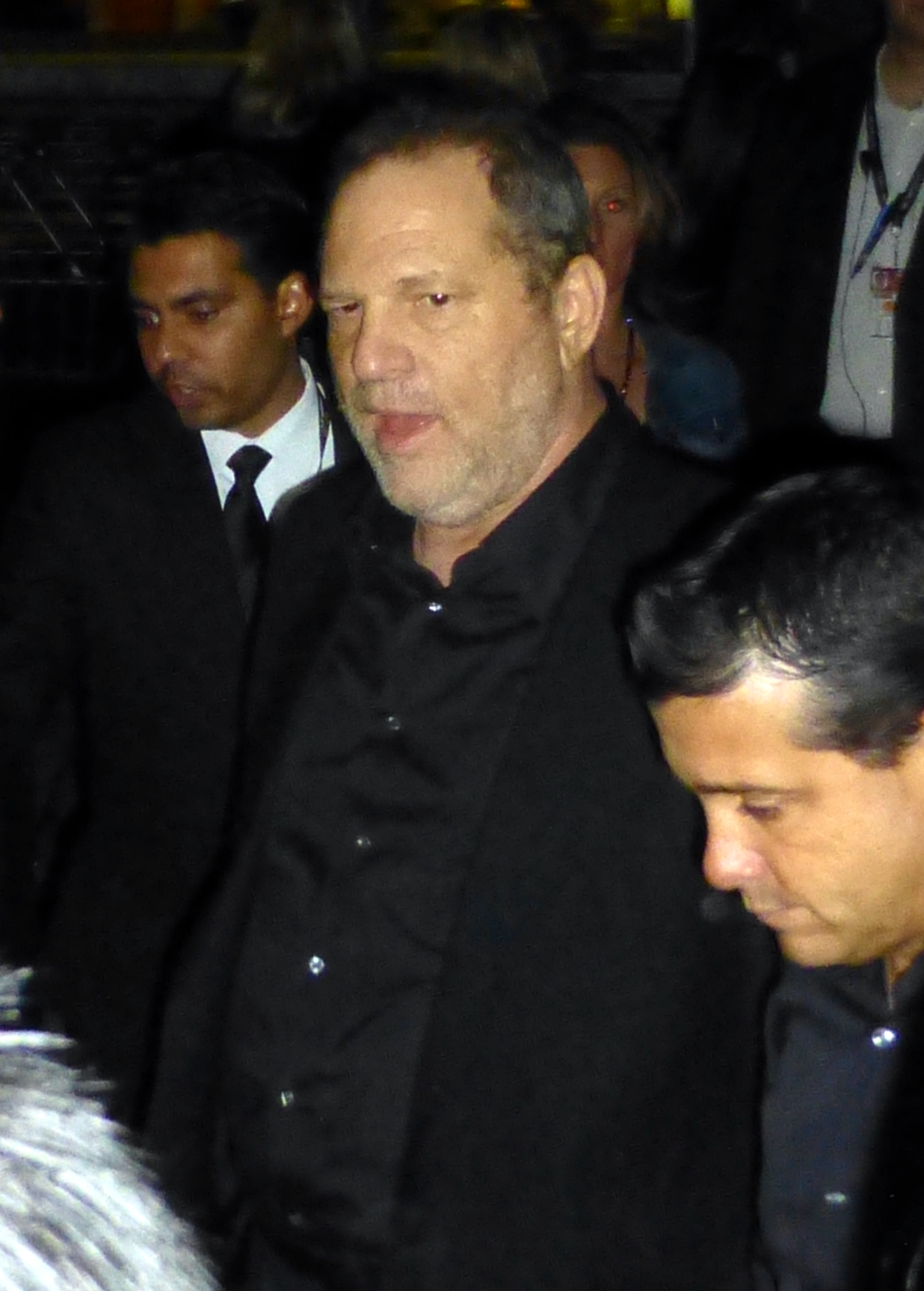 Harvey Weinstein, communication autocentrée, chute précipitée