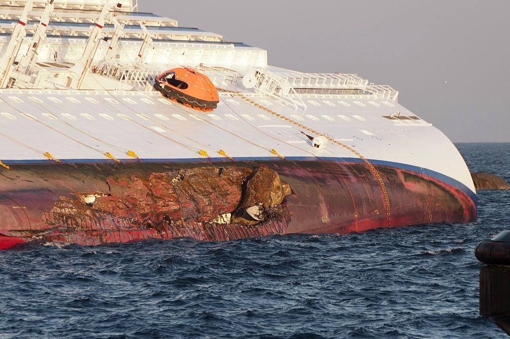 Le Costa Concordia : un naufrage médiatique ?