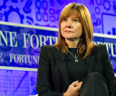 Mary Barra - FlickR/ Fortune Live Media