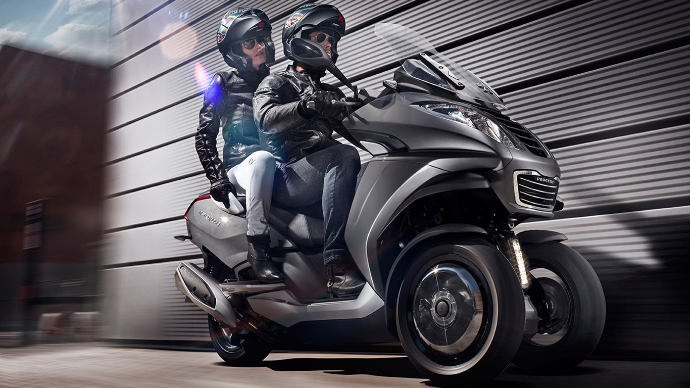 Peugeot cède 51% de sa branche scooters à un groupe indien