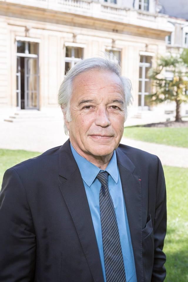 François Rebsamen, source compte  Facebook officiel