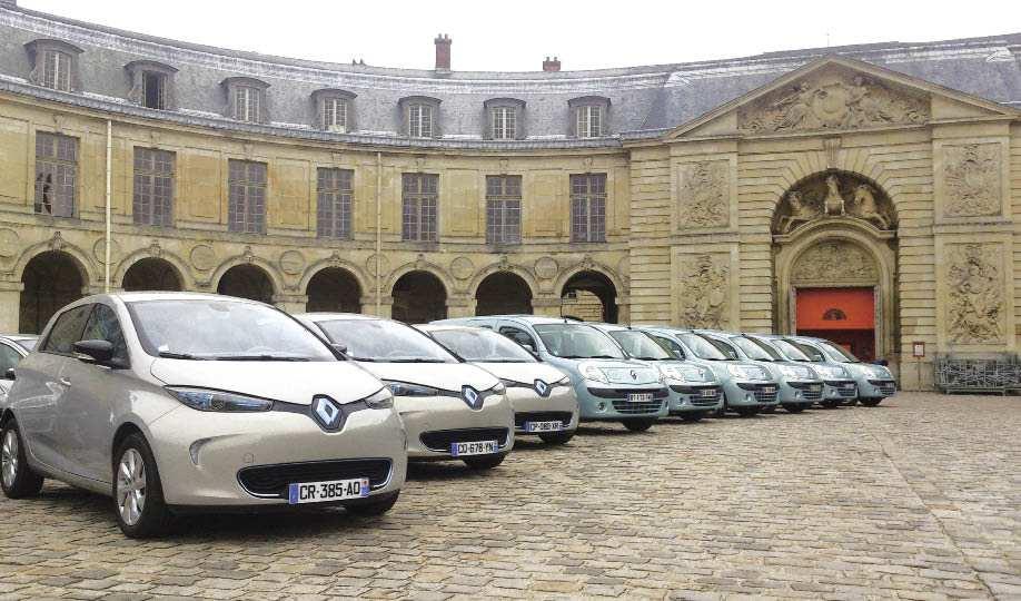 Renault, nouvel outil de management de flotte