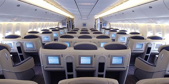 Le transport aérien français toujours compétitif