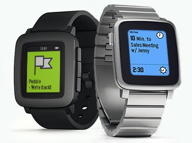 Crowdfunding, record de 20 millions de dollars levés pour une montre connectée