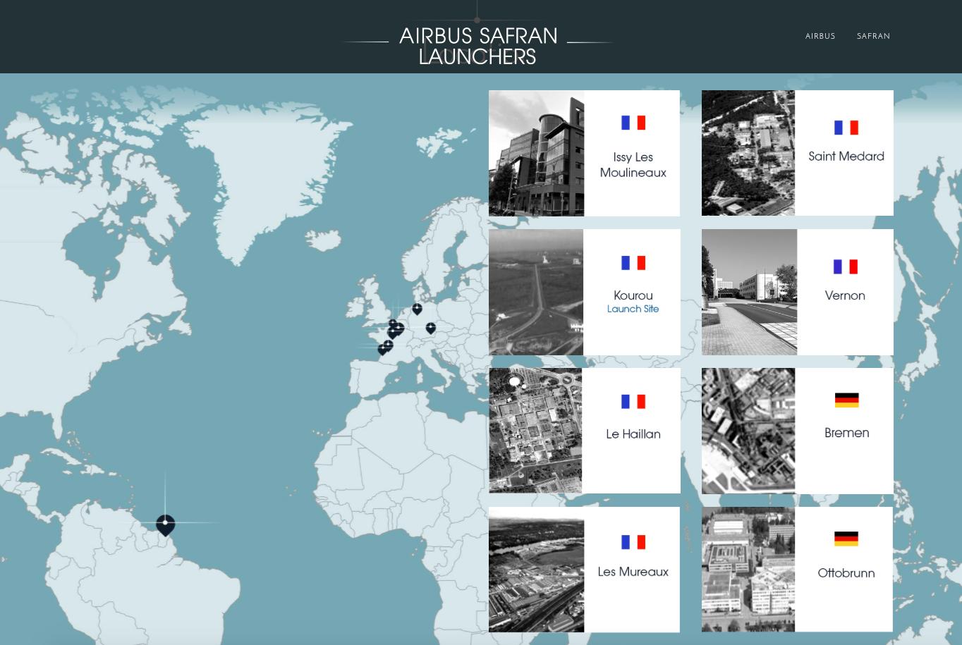 Airbus et Safran finalisent leur joint-venture Airbus Safran Launchers