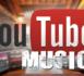 YouTube lance son service de musique en streaming